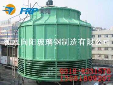 我公司生产的系列机力通风无填料喷雾冷却塔